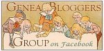 GeneaBloggers Group on Facebook
